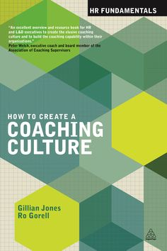 -Provides a practical and throught-provoking guide to the importance of a coaching culture in an organization and shows you how to create it		  -Explores how to empower your workforce to -achieve higher performance and attain better business results		  -Provides a clear framework to build your strategy, evaluate the benefits a coaching culture can bring and measure ROI
