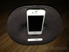 iphone 4, 16GB  white ,dokovacia stanica Fidelio - 1