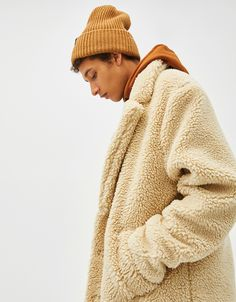 Vestes pour homme - Automne-Hiver 2018 | Bershka Serpents, Nouveau Look, Man Fashion, Pose Reference, Cold Weather, Men's Clothing, Streetwear, Men Sweater, Unisex