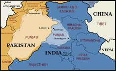 I came across an old map of Punjab and immediately thought of writing this article. How many people know that who drew this border? The answer isCyril Radcliffe.        The information provided to Cyril Radcliffe who drew