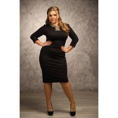 Платье Одри с вышивкой