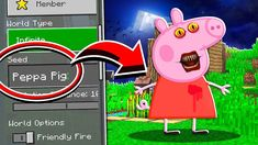 Do NOT Use the PEPPA PIG Seed in Minecraft at 3:00 AM.. - RageElixir - #minecraftmemes #minecraft #mcm #gamememes #videogames #minecraftmeme #dantdm #computergames How To Play Minecraft, Minecraft Memes, Manhattan Kansas, Pocket Edition, Living Without You, Texture Packs, Web Design Company, Gaming Memes, Spawn
