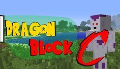 Dragon Block C Mod para Minecraft 1.4.6 y 1.4.7