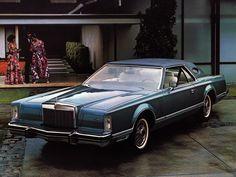 Lincoln Continental Mark V Cartier | Lincoln Continental Mark V Landau Sedan Us Car Show Grefrath