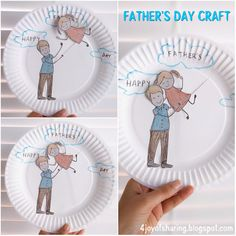 Father's Day Craft for Kids #fathersday #kidscraft fathersdaycraft #crafts #craftsforkids #diycrafts #diy