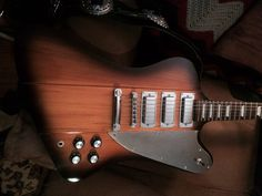 Dillion Firebird was actually 1 of 6 made for John as a prototype the year before production started for Dillion USA.