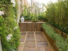 sichtschutz paravent garten balkon selber bauen anleitung diy zaunelement aufstellen gardening. Black Bedroom Furniture Sets. Home Design Ideas