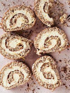 Juustokakkukääretorttu | Leivonta, Juhli ja nauti, Makea leivonta, Gluteeniton | Soppa365