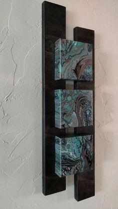 Панно, которое вы видите очень просто сделать! и мы вам это докажем! мы создали специальный набор, который позволяет любому человеку без труда по бесплатной видеоинструкции сделать потрясающую работу! переходите на сайт, выбирайте цветовую палитру и заказывайте свой ТвориBox для раскрытия внутренного потенциала! Pour Painting, Flow Painting, Diy Canvas, Canvas Art, Resin Art, Abstract Wall Art, Acrylic Wall Art, Acrylic Pouring Art, Fluid Acrylics