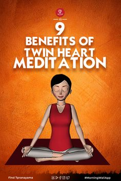 Meditation word itself means working on self-consciousness. Twin Heart Meditation is a similar practice which allows you to gain the maximum consciousness. The practice of twin heart meditation is introduced by Master Choa Kok Sui.