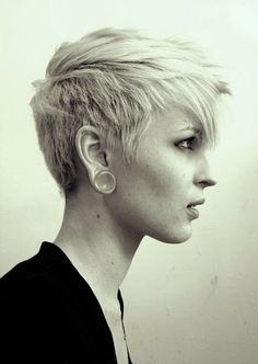 punk hairstyles for women 2013 - Google Search