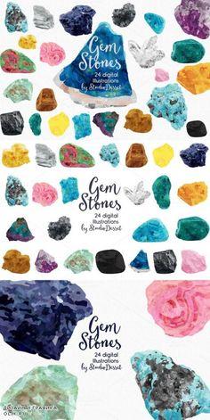 Gem Stones - 509640
