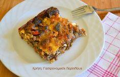 Lasagna, Pork, Ethnic Recipes, Ethnic Food, Pastries, Pizza, Foods, Youtube, Pie