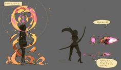花瓣网-ion, Seung Chan Lee : Copyright EyedentityGames all rights reserved Character Poses, Character Art, Character Design, Drawing Reference Poses, Art Reference, Art Sketches, Art Drawings, Weapon Concept Art, Magic Circle