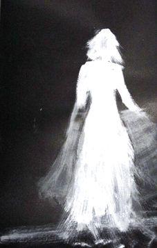 La leggenda di uno spirito inquieto: la Dama Bianca