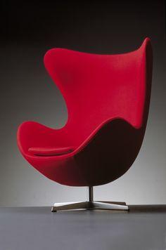 Arne Jacobsen Egg chair #EggChair