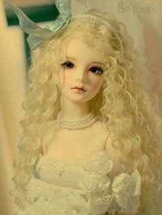 球体関節人形 Amber 女の子