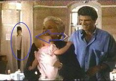 Three Men and a Baby Ghost: (Paranormal Cardboard). I remember watching this and it was creepy!