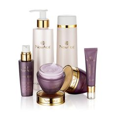 The NovAge Ultimate Lift Skin Care Set Oriflame Oriflame Beauty Products, Putting On Makeup, Good Massage, Les Rides, Porno, Facial Skin Care, Facial Cleanser, Eye Cream, Anti Aging