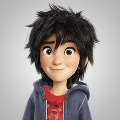 """I got Hiro! Which Member Of """"Big Hero 6"""" Are You? You're extremely intelligent and creative, but sometimes your emotions get the best of you. You're very aware of how talented you are, and that can make you a bit brazen and cocky. You're very brave, and willing to do whatever it takes in pursuit of justice."""