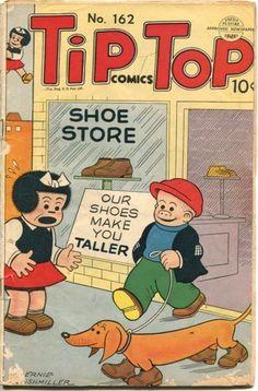 "Dachshund Clube/ my fave comic ""Nancy"" Best Comic Books, Vintage Comic Books, Vintage Comics, Vintage Dachshund, Dachshund Art, Daschund, Weenie Dogs, Doggies, Delphine"
