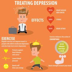 Treating #Depression with #exercise and other methods #Health #Mental
