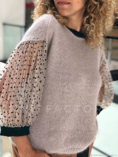 Items similar to Hand knit angora jumper Pink Polka dot Womens jumper pullover sweater clothe. Items similar to Hand knit angora jumper Pink Polka dot Womens jumper pullover sweater clothes Handmade jumper Mohair Al. Pullover Pink, Angora Sweater, Pullover Sweaters, Jumpers For Women, Sweaters For Women, Knit Fashion, Fashion Outfits, Fashion Clothes, Sweatshirts