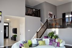 Great Room Great Rooms, My House, Stairs, Home Decor, Ladders, Homemade Home Decor, Stairway, Staircases, Decoration Home