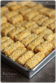 Just My Ordinary Kitchen. Frozen Chicken Nugget Recipe, Homemade Chicken Nuggets, Chicken Nugget Recipes, Eid Cake, Cookie Recipes, Dessert Recipes, Nuggets Recipe, B Food, Food And Drink