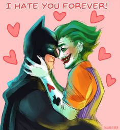 I think it's time for y'all to know I've been (bat)Joke(s)r trash since I was born. It's a really serious illness and the Lego Batman Movie just made it worse. Joker Batman, Bat Joker, Joker Comic, Lego Batman Movie, Joker And Harley Quinn, Lego Dc, Lego Marvel, Marvel Dc, Yuri