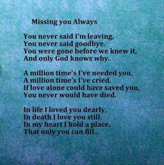 Sent to me by my most beloved on the birthday of my Dad. Sometimes your most special people can see beyond the bullshit straight into your heart! And yes Dad, I miss you always!