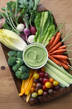 Green Goddess Dip (Plus How to Turn it Into Salad Dressing)