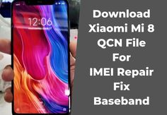 Redmi 4x Qcn File