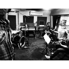 #Studio #Session for Reach Up Reach Out Ministries #newalbum check it out!! reachupreachout.org