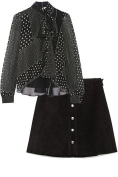 10 ways to style a shirt and skirt, shop all the looks here: