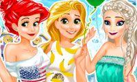 Princesas: Estrellas de rock - Un juego gratis para chicas en JuegosdeChicas.com