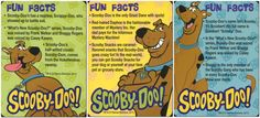 Fun Fact Cards : Scooby Doo & DC Super-Heroes - Topic