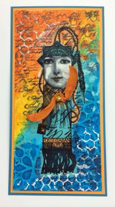 PaperArtsy: NEW PaperArtsy {2014} Products: Lynne Perrella Collection