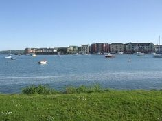 Dungarvan is a small seaside town on the south coast of Ireland. There's a beach if you would feel like a swim or you can have a look ...