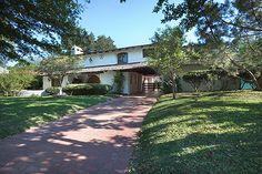 ranch style homes in texas - Google Search Texas Ranch, Ranch Style Homes, Sidewalk, Google Search, Side Walkway, Walkway, Walkways, Pavement
