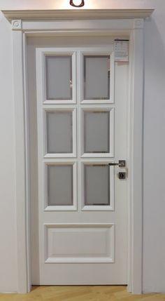 #door #interiordoor #building #Usa #de #interior Usa de interior din lemn/ Interior wood door - London Wooden Door Design, Main Door Design, Wooden Doors, Door Design Interior, Interior Decorating, Glass Design, Beautiful Interiors, Glass Door, Tall Cabinet Storage