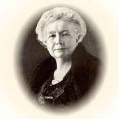 Anna Bissel, America's first female CEO ever.