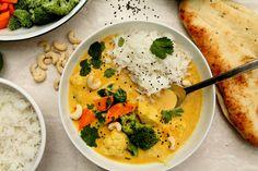 curry tailandés - de lo que tú quieras
