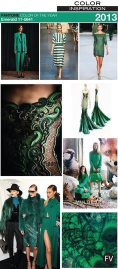 Verde Esmeralda ♥