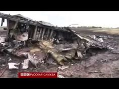 BUSTED! BBC Deleted Video Showing Witnesses Reporting MH17 Was Shot Down...