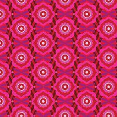 Jonathan Adler Wallpaper Malmo Pink & Purple