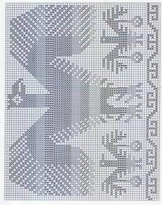 Andean Knitting charts + The Andean Tunics (Met.Museum) - Monika Romanoff - Веб-альбомы Picasa
