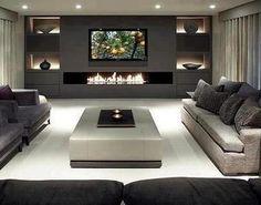 Modernos y Lujosos Muebles para el Living. Dentro de la decoración interiores de un living, los muebles cumples un papel muy importante, tanto en el aspecto estético como en el de decoración y sobre