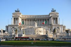 National Monument to Victor Emmanuel ii, Rome, Italy 2.