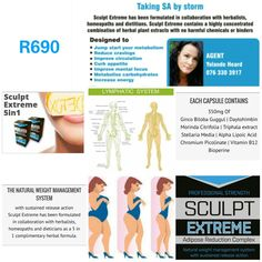 Sculptextreme 5in1 is taking SA by storm